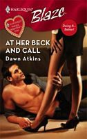 At Her Beck and Call (Doing it Better, #2) (Harlequin Blaze, #306)