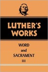 Luther's Works, Volume 37