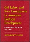 Old Labor And New Immigrants In American Political Development: Union, Party, And State, 1875 1920