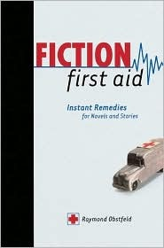 Fiction First Aid by Raymond Obstfeld
