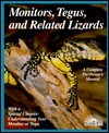 Monitors, Tegus, and Related Lizards by Richard Bartlett