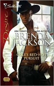 Cole's Red-Hot Pursuit (Silhouette Desire) (The Westmoreland Series)