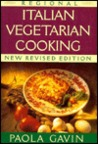 Regional Italian vegetarian cooking