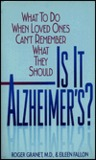 Is It Alzheimer's?