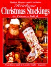 Heirloom Christmas Stockings in Cross-Stitch by Better Homes and Gardens