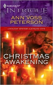 Christmas Awakening (A Holiday Mystery at Jenkins Cove) by Ann Voss Peterson