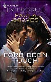 Forbidden Touch by Paula Graves