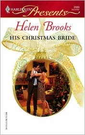 His Christmas Bride by Helen Brooks