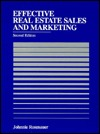 Effective Real Estate Sales & Marketing by Johnnie L. Rosenauer