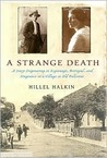 A Strange Death A Story Discovered In Palestine