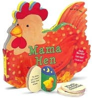 Mama Hen and Her Baby Chicks 1, 2, 3 by Alison Morris