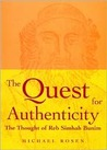 The quest for authenticity - The Thought of Reb Simhah Bunim