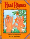 Hand Rhymes by Marc Brown