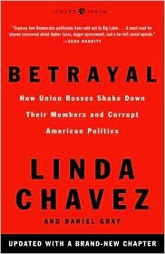 Betrayal by Linda Chavez