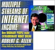 Multiple Streams of Internet Income, by Robert G. Allen