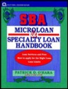 Sba Microloan and Specialty Loan Handbook