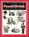 Food & Drink: Hundreds of Copyright-Free Illustrations : All Ready to Use!