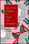 Special Care Programs for People with Dementia