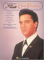 Elvis Presley - Songs of Inspiration by Hal Leonard Publishing Company