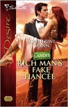 Rich Man's Fake Fiancee (The Landis Brothers, #1)