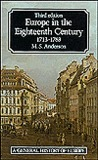 Europe in the Eighteenth Century, 1713-1783