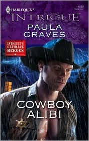 Cowboy Alibi by Paula Graves