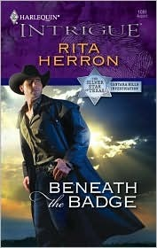 Beneath The Badge (The Silver Star of Texas: Cantara Hills Investigation, #3)