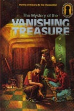 The Mystery of the Vanishing Treasure by Robert Arthur