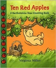 Review Ten Red Apples: A Bartholomew Bear Counting Book (George and Ba) iBook