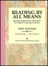 Reading by All Means: Reading Improvement Strategies for English Language Learners