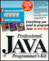 Professional Java Programming Kit: With 4 Cdroms