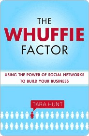 Whuffie Factor by Tara Hunt