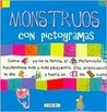 Monstruos Con Pictogramas