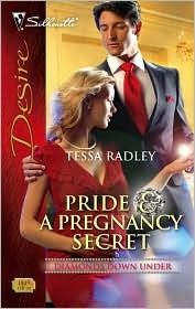 Pride & a Pregnancy Secret (Diamonds Down Under, #2) by Tessa Radley