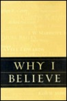 Why I Believe