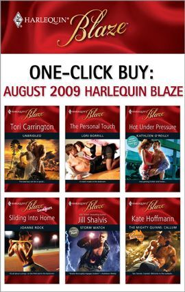 One-Click Buy: August 2009 Harlequin Blaze