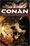 Conan, Vol. 0: Born on the Battlefield