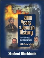 2000 Years of Jewish History: From the Destruction of the Second Bais Hamikdash Until the Twentieth Century