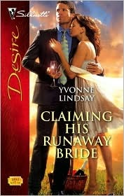 Claiming His Runaway Bride by Yvonne Lindsay