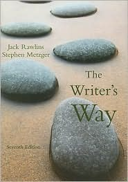 The Writer's Way by Jack Rawlins