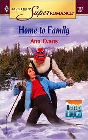 Home to Family by Ann Evans