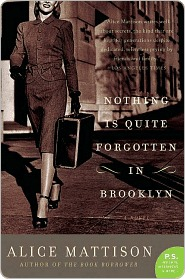 Nothing Is Quite Forgotten in Brooklyn by Alice Mattison