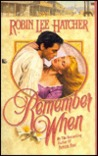 Remember When  (Americana, #3)