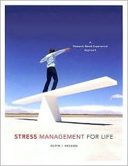 Stress Management for Life by Michael Olpin