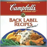 Back Label Recipes and More! by Campbell's