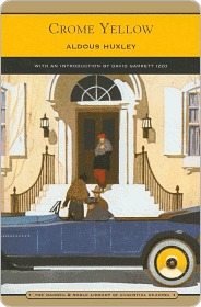 Crome Yellow (Library of Essential Reading)