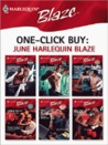 One-Click Buy: June 2008 Harlequin Blaze
