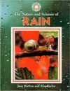 The Nature and Science of Rain by Jane Burton