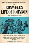 Twentieth Century Interpretations Of Boswell's 'Life Of Johnson': A Collection Of Critical Essays