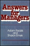 Answers for Managers